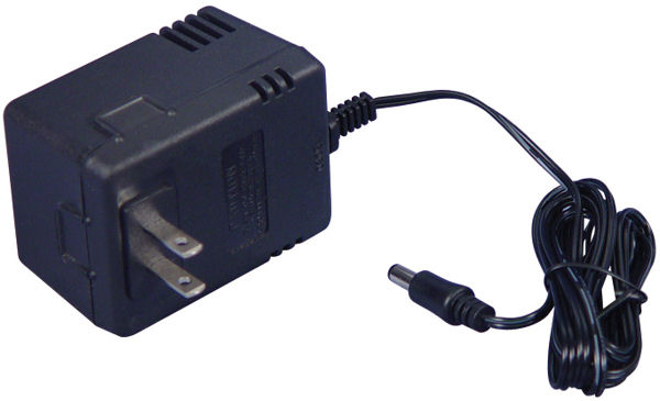 12 Volt AC/DC Adaptor For Co2: J