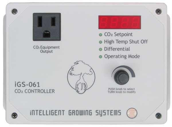 CO2 Control w High Temp Shut Off   iGS 061: J