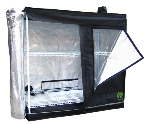 GrowLab Clone Lab Plant Propagation Tent: J