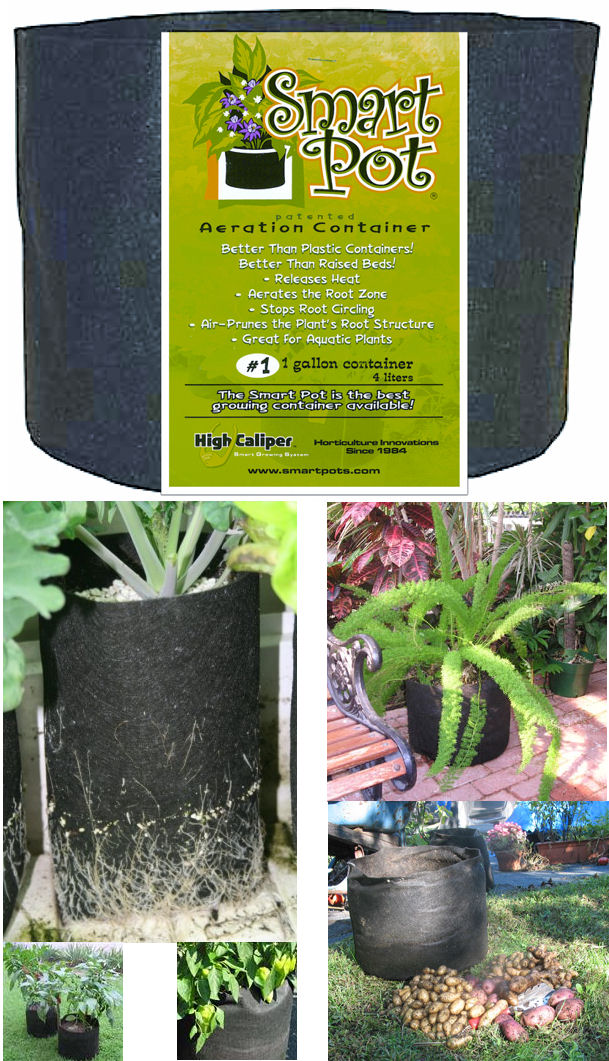 "Smart Pot Aeration Container – 65 Gallon – 32"" X 18"" – Actual Capacity 62.7 Gal: J"