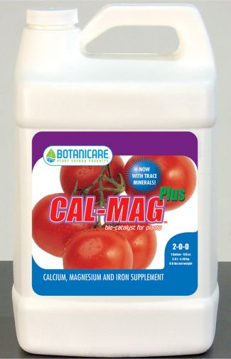 Cal-Mag Plus Plant Supplement 2.5 Gallon: J