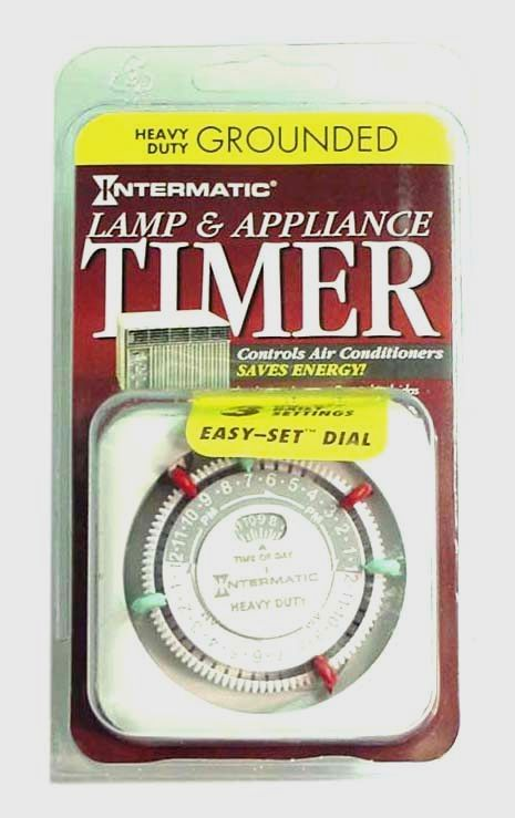 Intermatic 15amp Timer TN311C: J