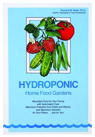 Hydroponic Home Food Gardens: J