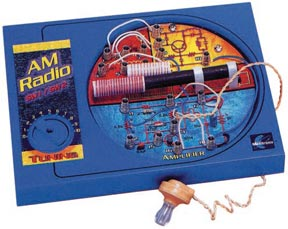 Electronic Shortwave Radio Kit: SP