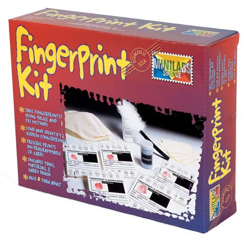 Fingerprint Kit: SP