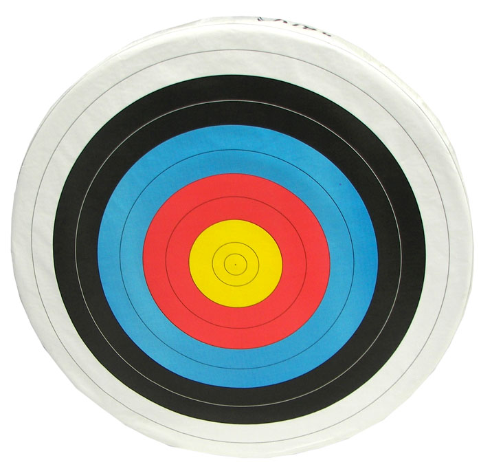 48'' Replacement Skirted Target Face: SP
