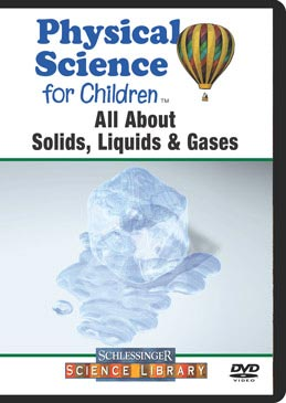All About Solids, Liquids & Gases (DVD): SP