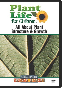 All About Plant Structure & Growth (DVD): SP