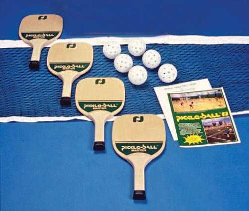 Master Pickleball Set: SP