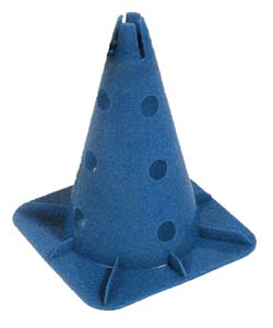 20'' Hurdle Cone - Blue: SP