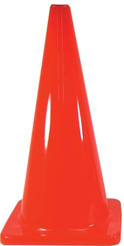 28'' Orange Traffic Cone: SP