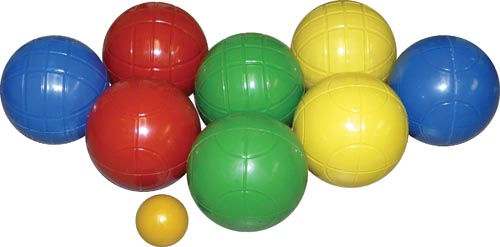 Halex Select Bocce Set: SP
