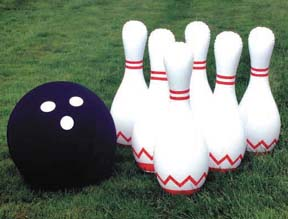 Super-Size Bowling: SP
