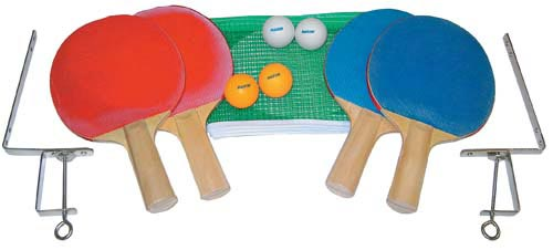 4-Player Table Tennis Set: SP