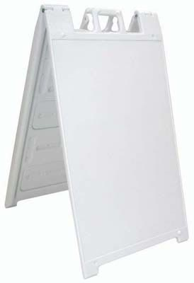 25 wide x 45 Message Board - White: SP