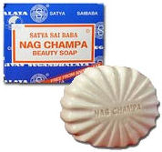 Nag Champa Original Beauty Soap 1 / 150 gm bar: B