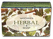 Nag Champa Herbal Soap 12 bars: B