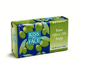 Bar Soap Pure Olive Oil 4 oz: K