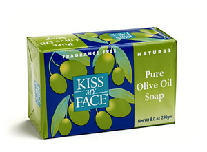 Bar Soap Pure Olive Oil 8 oz: K