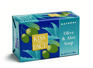 Bar Soap Olive & Aloe 8 oz: K
