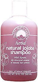 Herbal Natural Jojoba Shampoo 18 fl oz: K