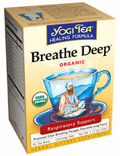 Breathe Deep Cert.Organic 16 teabags: K