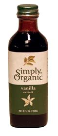 Vanilla Extract 4 fl oz Bottle: K