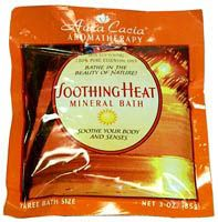 Soothing Heat Aromatherapy Mineral Bath 2.5 oz Packet: K