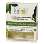 Refreshing Lime & Grapefruit Electric Aromatherapy Air Freshener Refill: K