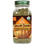 Simply Organic Grilling Seasons Chicken Seasoning Cert. Organic 2.3 oz: K