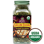 Organic Grilling Seasons Seafood Seasoning 2.93 oz: K