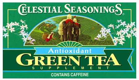 Antioxidant Green Tea 20 tea bags: K
