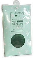 Anti-Stress Mind/Body Therapy Silk Eye Pillow: K