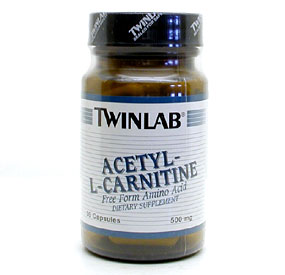 Acetyl L-Carnitine 500 mg 30 capsules: K