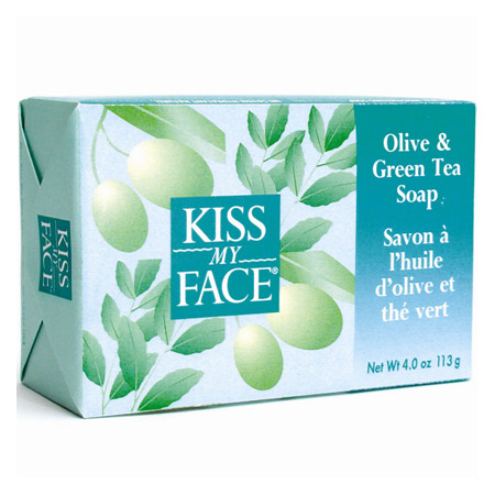 Bar Soap Olive Oil & Green Tea 8 oz: K