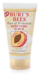 Peach & Willowbark Deep Pore Scrub 4 oz: K