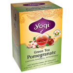 Green Tea Pomegranate 16 tea bags: K