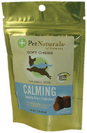 Calming Canine Soft Chews for Small Dogs 21 count: K