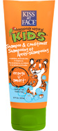 Kids Shampoo & Conditioner, Orange U Smart 8 fl oz: K