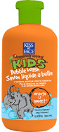 Kids Bubble Wash, Orange U Smart 12 fl oz: K