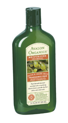 Olive & Grape Seed Moisturizing Shampoo 11 fl oz: K