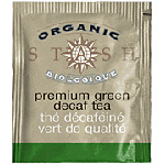 Organic Tea Decaffeinated Premium Green 18 tea bags: K