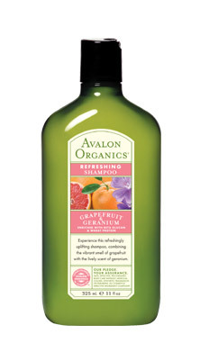 Grapefruit & Geranium Refreshing Shampoo 11 fl oz: K