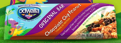 Chocolate Chip Peanut Butter 15 (2 oz.) Nourishing Food Bars: K