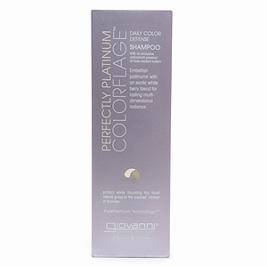 Colorflage Perfectly Platinum Shampoo 8.5 fl oz: K