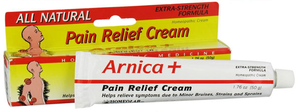 Arnica + Pain Relief Cream 1.7 oz.: K