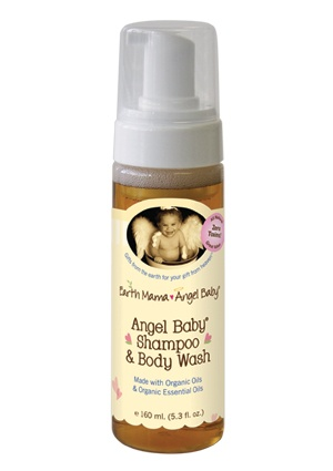Angel Baby Shampoo & Body Wash 5.3 fl oz: K