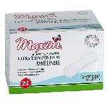 Maxim Hygiene 100% Natural Cotton Ultra Thin Pantiliners, Light Days 24count: K