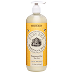 Burts Bees Baby & Mom Baby Bee Shampoo & Wash with Pump, Fragrance-Free 21 fl oz: K
