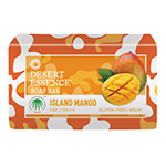 Desert Essence Body Care Island Mango Bar Soap 5 oz: K
